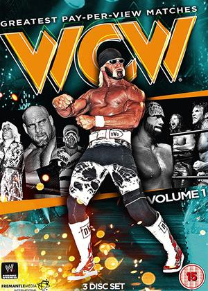 WCW: Greatest PPV Matches: Vol.1 Online DVD Rental
