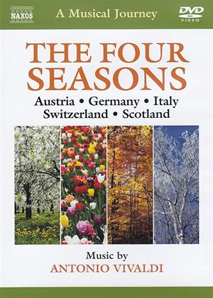 Rent A Musical Journey: The Four Seasons: Austria/Germany/Italy/Switzerland/Scotland Online DVD Rental