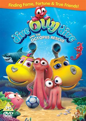 Dive Olly Dive and the Octopus Rescue Online DVD Rental