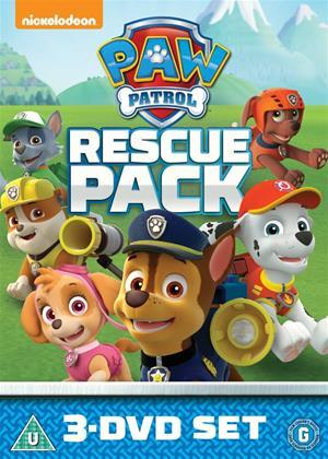 Paw Patrol: Rescue Pack Online DVD Rental