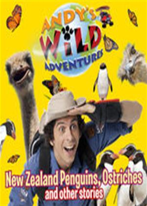 Andy's Wild Adventures: New Zealand Penguins, Ostriches and Other Stories Online DVD Rental