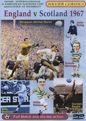 England vs. Scotland 1967 Online DVD Rental