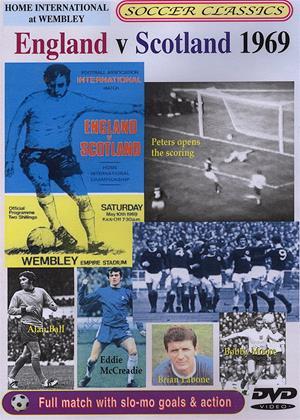 England vs. Scotland 1969 Online DVD Rental
