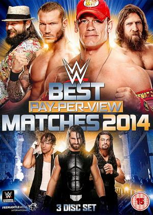 WWE: The Best PPV Matches of 2014 Online DVD Rental