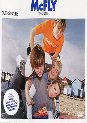 McFly: That Girl Online DVD Rental