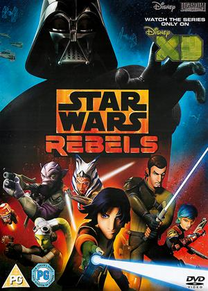 Star Wars Rebels: Series 2 Online DVD Rental