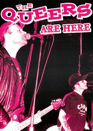 The Queers: The Queers Are Here Online DVD Rental