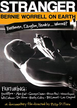 Stranger: Bernie Worrell on Earth Online DVD Rental