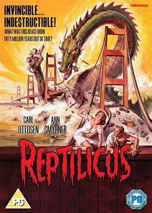 Reptilicus Online DVD Rental