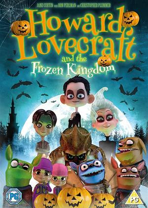 Howard Lovecraft and the Frozen Kingdom Online DVD Rental