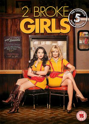 2 Broke Girls: Series 5 Online DVD Rental