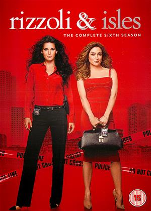 Rizzoli and Isles: Series 6 Online DVD Rental