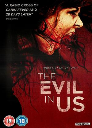 The Evil in Us Online DVD Rental