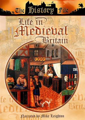 Life in Medieval Britain Online DVD Rental