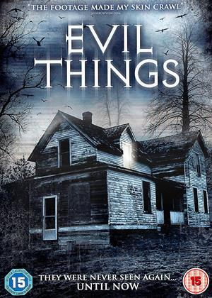 Evil Things Online DVD Rental