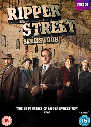 Rent Ripper Street: Series 4 Online DVD Rental