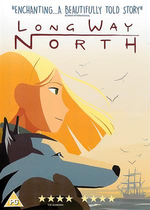 Long Way North Online DVD Rental