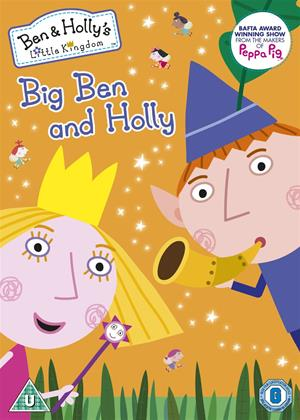 Rent Ben and Holly's Little Kingdom: Big Ben and Holly Online DVD Rental
