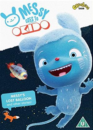 Rent Messy Goes to Okido: Messy's Lost Balloon and Other Stories Online DVD Rental