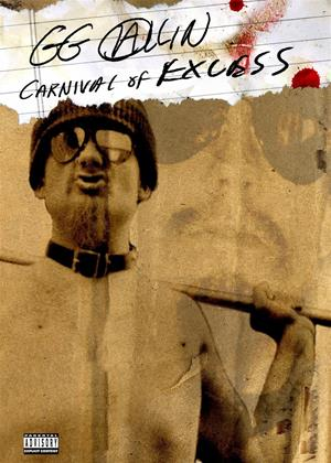 Rent GG Allin: Carnival of Excess Online DVD Rental