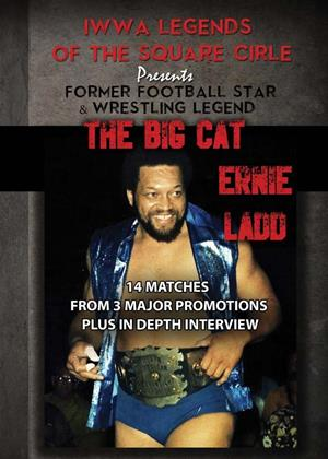 Rent Legends of the Square Circle Presents: Ernie Ladd Online DVD Rental