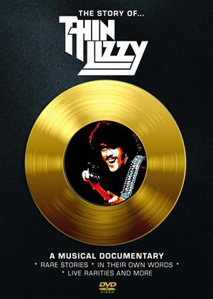 Thin Lizzy: The Story of Thin Lizzy Online DVD Rental