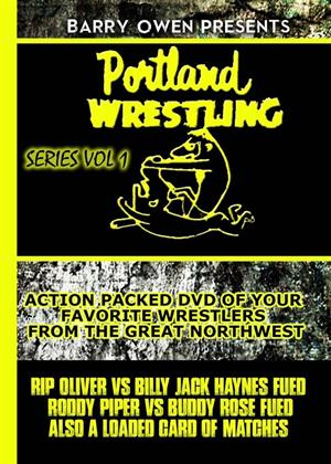 Rent Barry Owen Presents Portland Wrestling: Vol.1 Online DVD Rental