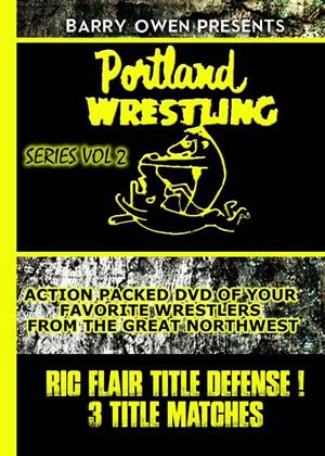 Rent Barry Owen Presents Portland Wrestling: Vol.2 Online DVD Rental