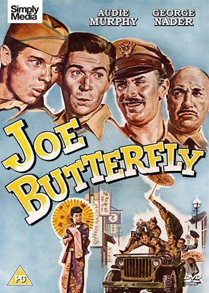 Rent Joe Butterfly Online DVD Rental