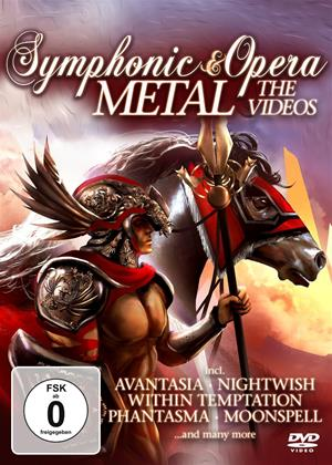 Rent Symphonic and Opera Metal: The Videos Online DVD Rental