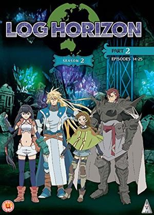 Log Horizon: Series 2: Part 2 Online DVD Rental