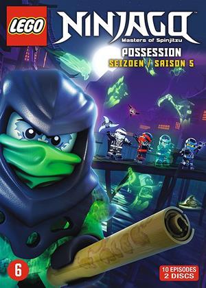 Lego Ninjago Masters of Spinjitzu: Series 5 Online DVD Rental