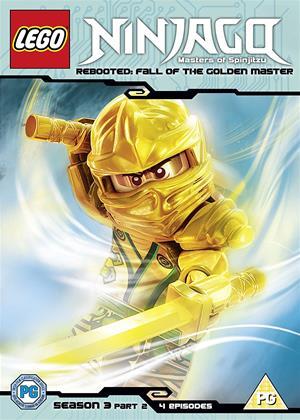 Rent Lego Ninjago: Masters of Spinjitzu: Series 3: Part 2 Online DVD Rental