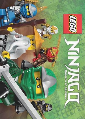 Lego Ninjago Masters of Spinjitzu: Series 6 Online DVD Rental
