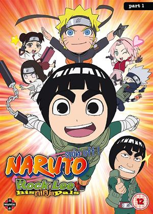 Rent Naruto: Rock Lee and His Ninja Pals: Part 1 (aka Naruto SD: Rock Lee no Seishun Full-Power Ninden) Online DVD Rental