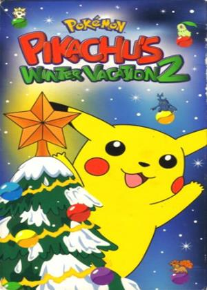 Pokémon: Pikachu's Winter Vacation 2 Online DVD Rental