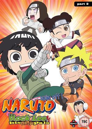 Rent Naruto: Rock Lee and His Ninja Pals: Part 2 Online DVD Rental