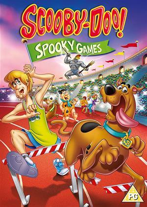 Scooby-Doo!: Spooky Games Online DVD Rental