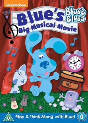 Blue's Clues: Blue's Big Musical Movie Online DVD Rental