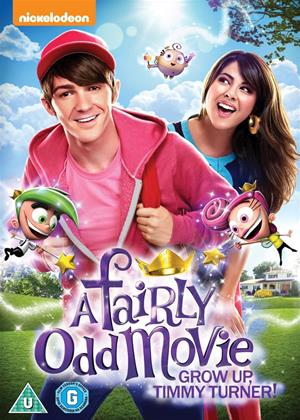 Rent A Fairly Odd Movie: Grow Up Timmy Turner Online DVD Rental