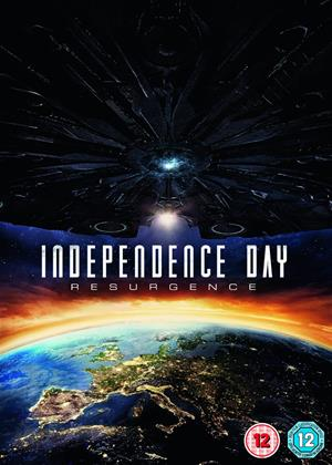 Rent Independence Day: Resurgence Online DVD Rental
