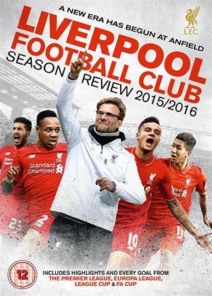 Liverpool FC: Season Review 2015/16 Online DVD Rental