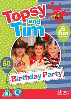 Topsy and Tim: Birthday Party Online DVD Rental