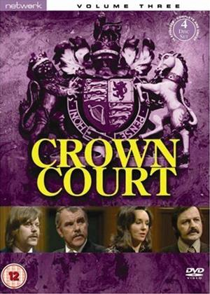 Rent Crown Court: Vol.3 Online DVD Rental