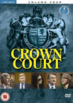 Rent Crown Court: Vol.4 Online DVD Rental