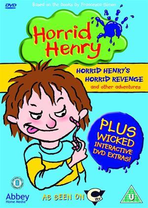 Horrid Henry: Horrid Revenge Online DVD Rental