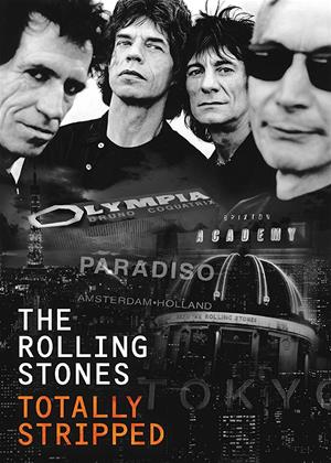 The Rolling Stones: Totally Stripped Online DVD Rental