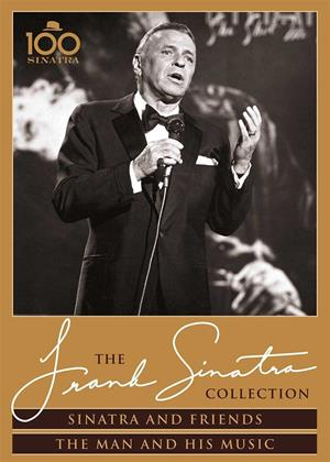 Rent Sinatra and Friends / The Man and His Music Online DVD Rental