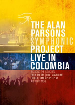 Rent The Alan Parsons Symphonic Project: Live in Colombia Online DVD Rental