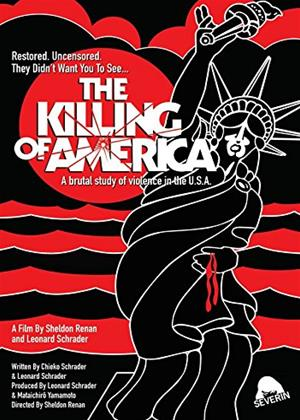 The Killing of America Online DVD Rental